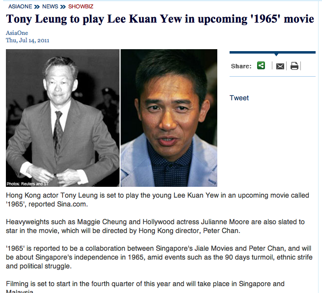Upcoming film - 1965: Dark of the Malaya (2/5)